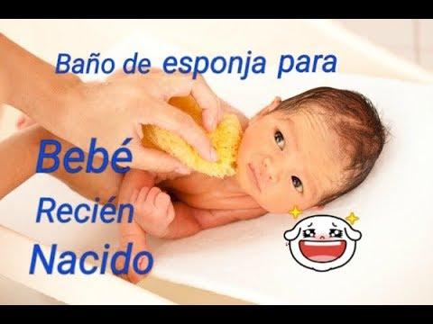 Bebe Reborn Bano De Esponja De Un Bebe Recien Nacido Con Mi Bebe