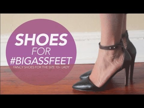 Cute Shoes for Big Feet [Size 10+] | Jouelzy