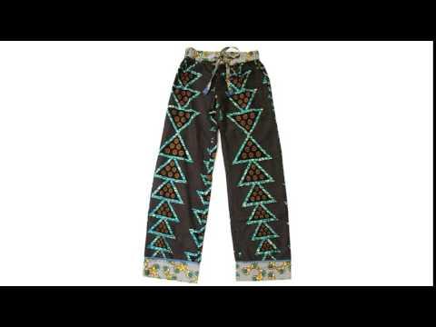 Handmade African Pants