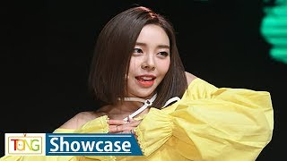 LADIES' CODE ASHLEY 'HERE WE ARE' Showcase Stage (레이디스 코드, 애슐리, 히얼 위 아, 최빛나)
