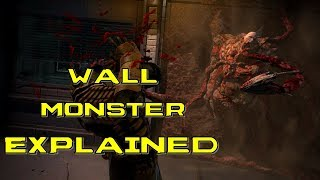 Dead Space Mature and Immature Wall Guardian Monster Explained | Defensive abilities and Morphology