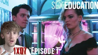 Sex Education Season 1 Episode 7 Reaction