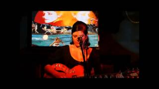 Gemma Ray - Flood and a fire (Live @ Ex-Wide, Pisa, 24th November 2012)