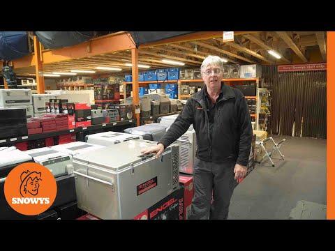 Engel MT60FP 60L Fridge + Cover - Snowys Outdoors - Video - 4Gswap org