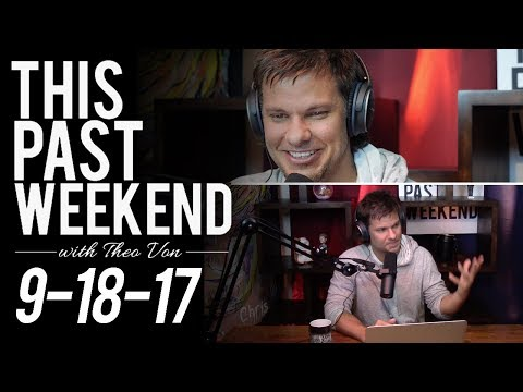 This Past Weekend 9-18-17: Surprise Guest, Cleveland, Callers