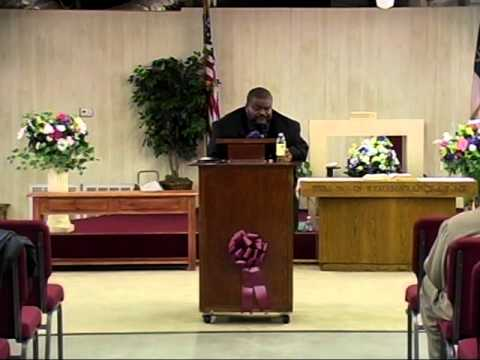 Bishop Joe Lowery 2/23/14 God Command Is To Kill Everything