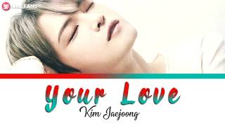 Cover images Kim Jaejoong - Your Love [ENG•ROM•JP]
