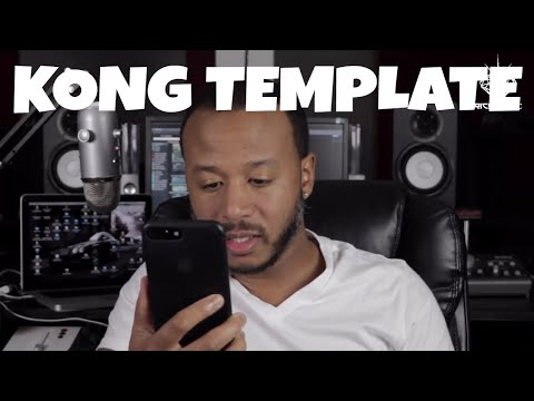 Mapping Out Propellerhead Reason Kong Drums - FREE Download