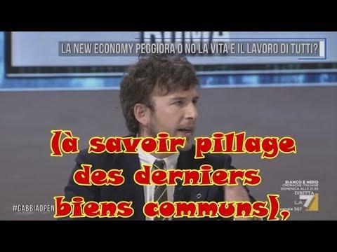 """DIEGO FUSARO: """"New economy"""" autrement dit, exploitation à l'ancienne"""