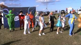 Paignton Carnival Winners Hoburne Devon Bay