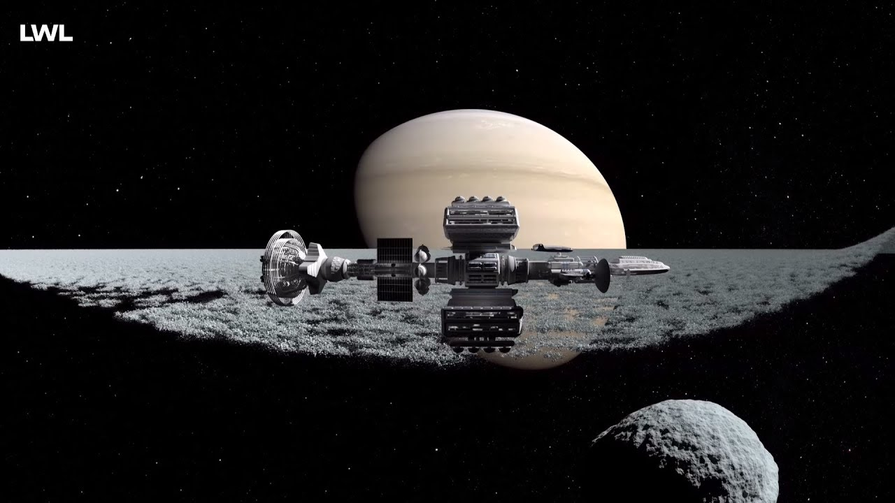 PLANETEN – Expedition ins Sonnensystem (Programm-Trailer ...