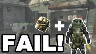 C4 + JUGGERNAUT = EPIC FAIL! | Failing With Style - Ep 6