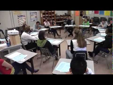 The power of Socratic Seminars in the classroom!