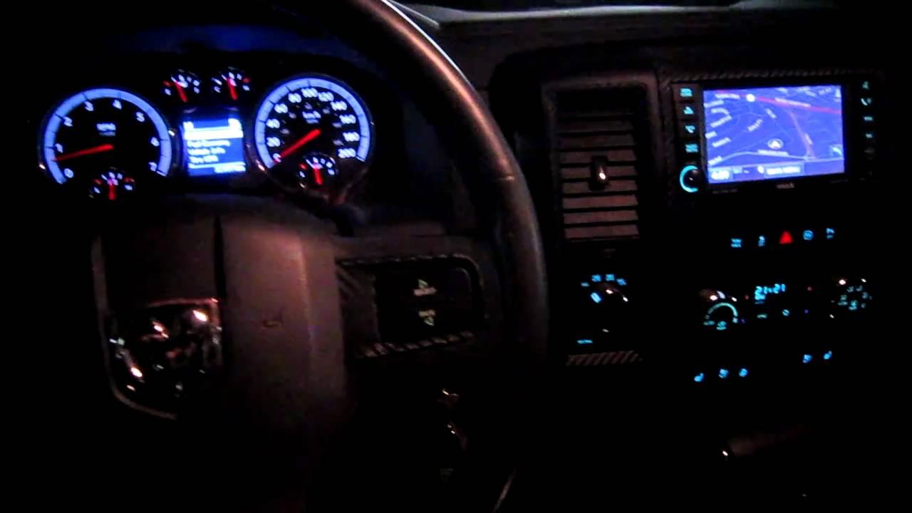 2005 Dodge Ram 1500 Interior Lights Not Working