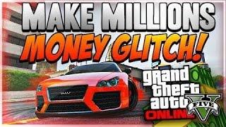gta 5 story mode money glitch make 2 billion in minutes ps4 xbox one