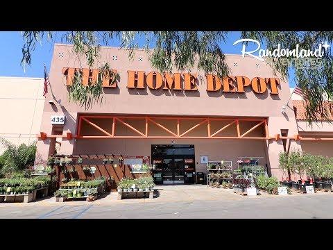 Home Depot & Schirt Well