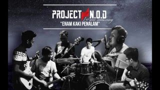 Enam Kaki Penalam ( new Iban song 2016 ) - Project NOD (Nation of Dayak)