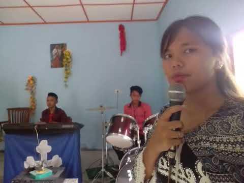 Lagu Rohani Tuhan Yang Bijaksana - Engkau Jadikan Hidupku Milikmu Tuhan ( Cover Muda/i Gpi)