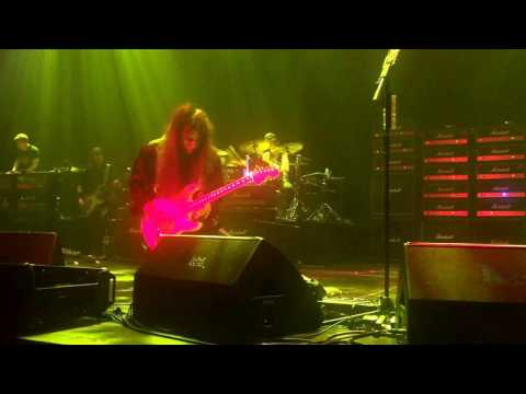 Yngwie Malmsteen - Far beyond the Sun(Generation Axe tour live in seoul korea)