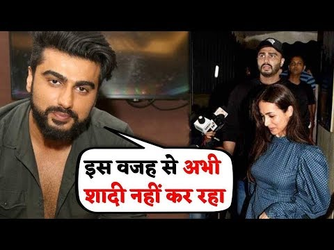 Arjun Kapoor Funny Reaction On Marriage With Malaika Says People Go Bald After Getting Married Mp3