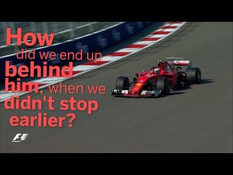 2017 Russian Grand Prix: Best Of Team Radio