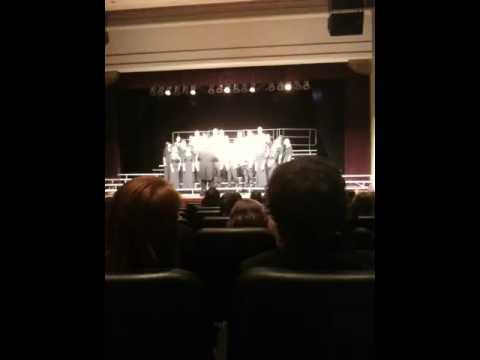 Goodpasture high school choir