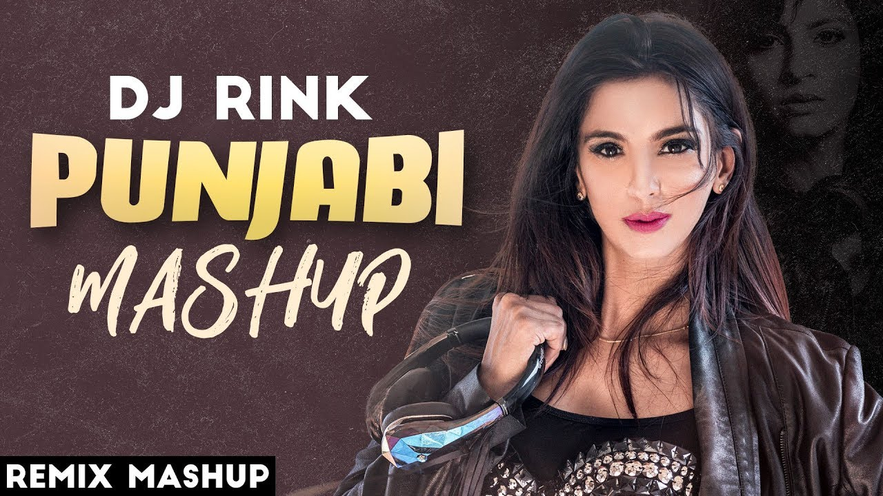 Punjabi Mashup | Dj Rink | Exclusive Punjabi Song on NewSongsTV & Youtube | Speed Records
