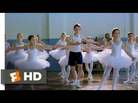Billy Elliot 3/12 Movie   Pirouette Practice 2000 HD