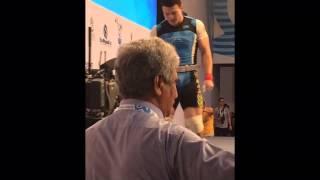 Тяжелая атлетика 2014 Илья Ильин, Жасулан Кыдырбаев