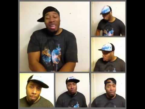 One Man Acapella Michael Jackson Medley