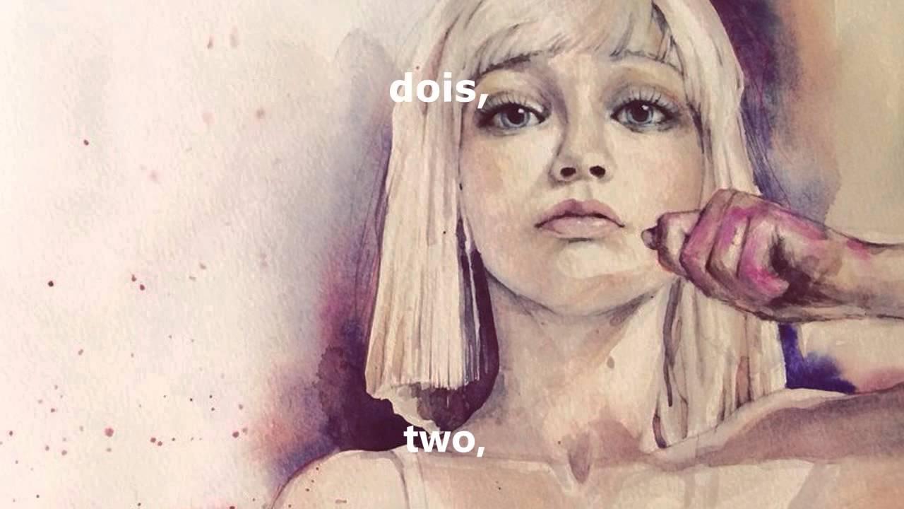 SIA - CHANDELIER [Lyrics/Letra]   PT(tradução) - EN - YouTube