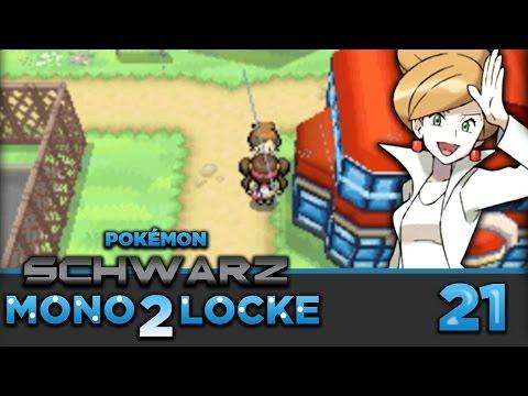"""Ein """"kleines"""" Geschenk - Pokémon Schwarz 2 Monolocke ♦ Folge 21 [Deutsch]"""