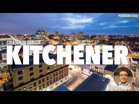 Cidades Do Canadá: Kitchener / Waterloo