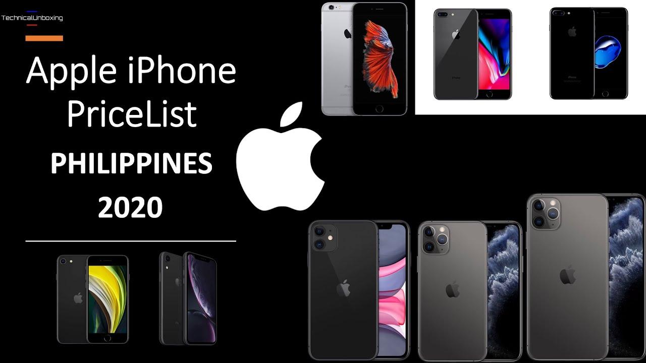 Apple Iphone Latest Price List Philippines Best Phone Prices
