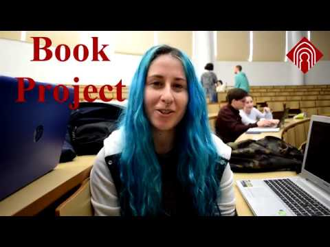 UCLM '18 History of the English Language - Book Project Week 1