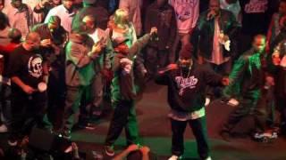 Tha Dogg Pound Live @ the Key Club,  Hollywood, CA, 01-07-2011
