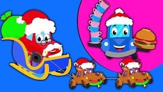 Wir wünschen euch frohe weihnachten | Weihnachtslieder | We Wish You A Merry Christmas | Xmas Rhyme
