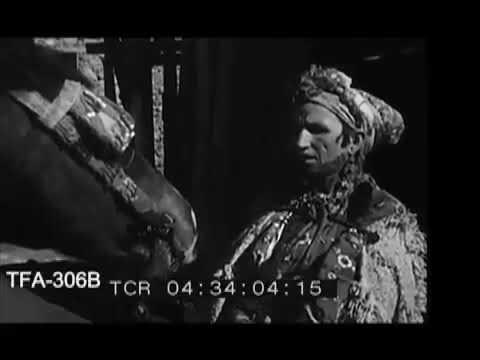 A Day Among Berbers (1950s)