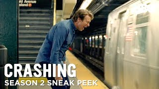 Season 2 Sneak Peek | Crashing | HBO