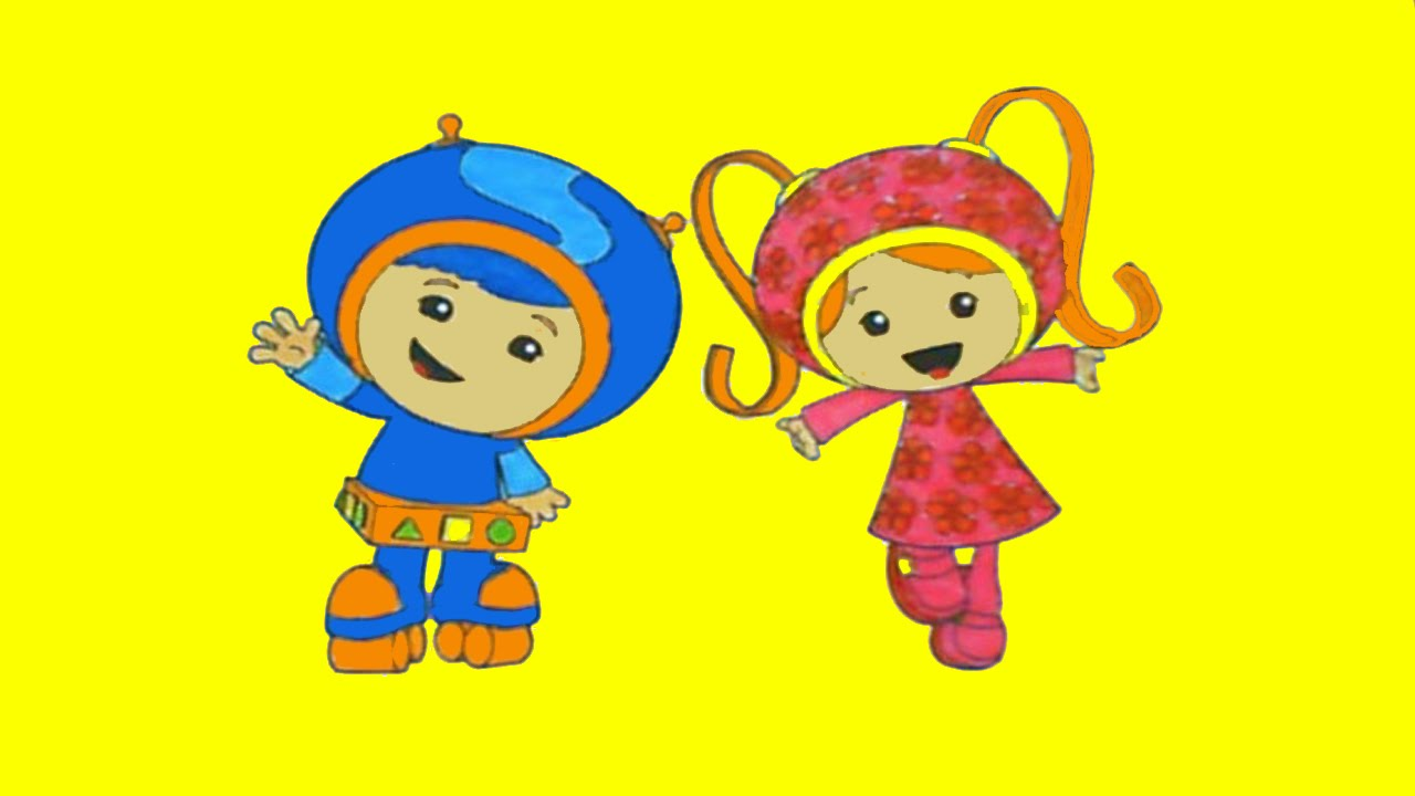 team umizoomi new coloring pages for kids colors coloring colored