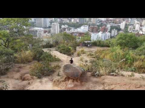 Recorrido Cerro de las Tres Cruces Cali Colombia Sitios Turísticos de Cali Video 4K