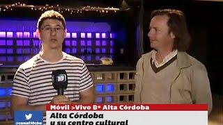 el centro cultural alta crdoba en vivo en el programa bien despiertos