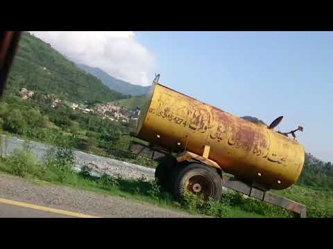 Mingora to Bahrain Road Trip