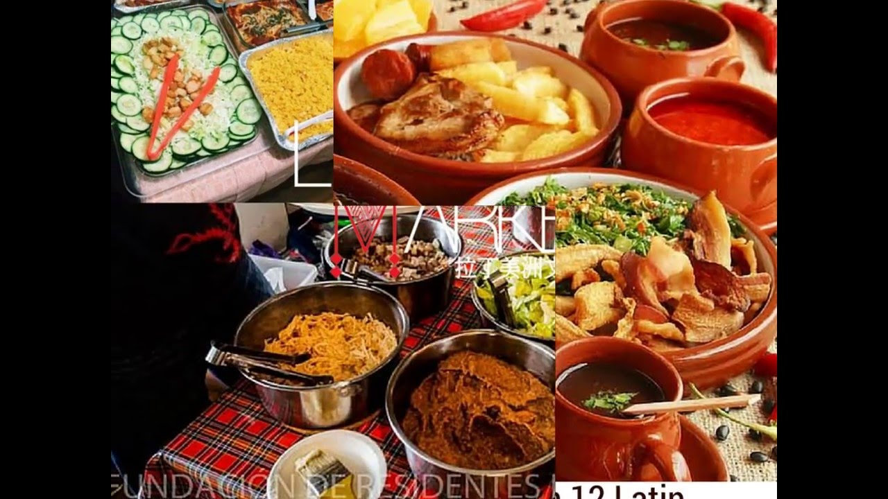 Latin american food and music festival in taipei may 8 for About american cuisine