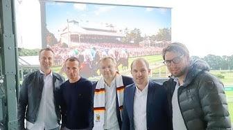 Köln: Deutschlands wichtigste Derbyvorprüfung und im Anschluss WM-Live Deutschland gegen Mexiko