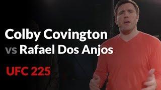 Chael Sonnen breaks down Colby Covington vs Rafael dos Anjos