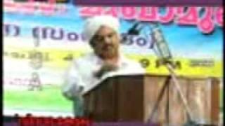 Ambalakadavu hameed faisi vs perod abdurahman saqafi new 2011