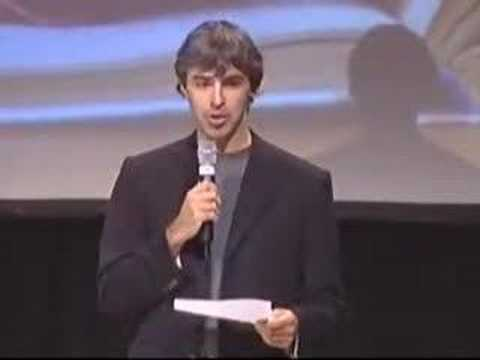 AAAS 2007 Annual Meeting Plenary Lecture: Larry Page