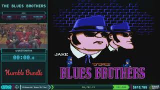 The Blues Brothers by WhiteHat94 in 6:02 AGDQ 2018