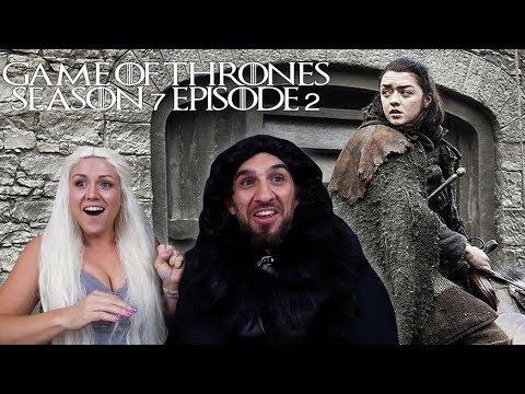 Game of Thrones Season 7 Episode 2 'Stormborn' REACTION!!